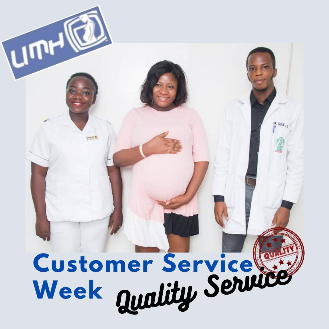 Customer Service Week Day Two